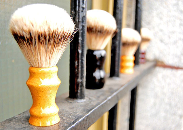 Silvertip Badger Hair Shaving Brushes