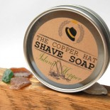 The Copper Hat All-Natural Shave Soap |Island Hopper|