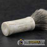 Antler Shaving Brush