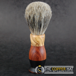Lost Wood Shaving Brush
