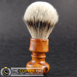 Yew Shaving Brush