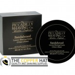 Piccadilly Sandalwood Shave Cream