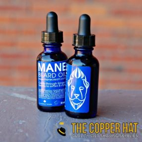 Mane all natural handcrafted Beard Oil 1