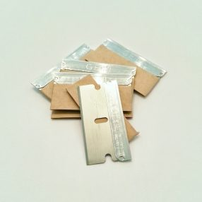 Gem Single Edge PTFE Razor Blades