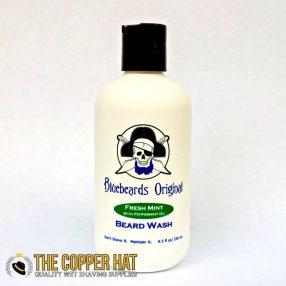 Bluebeards revenge fresh mint beard wash