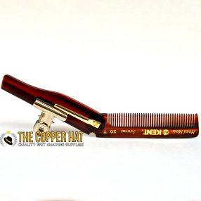 Kent Pocket Folding Comb