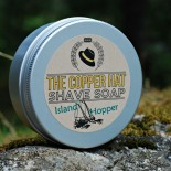 The Copper Hat All-natural Shave Soap Island Hopper