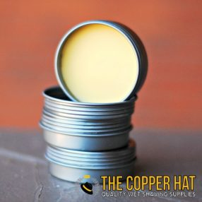 The Copper Hat Handcrafted all natural moustache wax