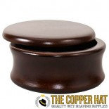 Mango Wood Lathering Bowl with Lid