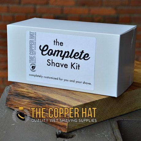 Shave Set Box