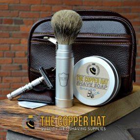 Travel Shave Set