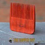 Rosewood Beard Comb