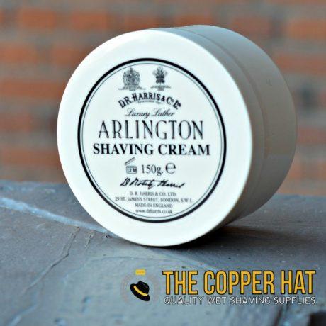 D.R. Harris Arlington Shave Cream