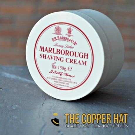 D.R. Harris Marlborough Shave Cream