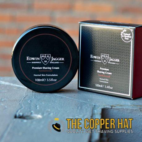 Edwin Jagger Sandalwood Shaving Cream 2