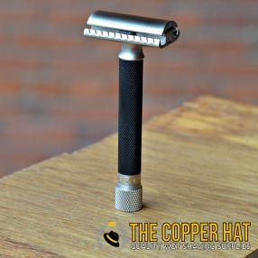 Parker Variant Adjustable Safety Razor Black 1
