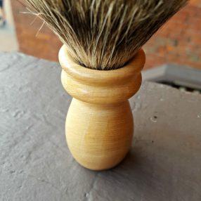 London Plane Pure Badger Shaving Brush 2