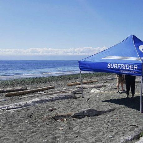 Surfrider Tent
