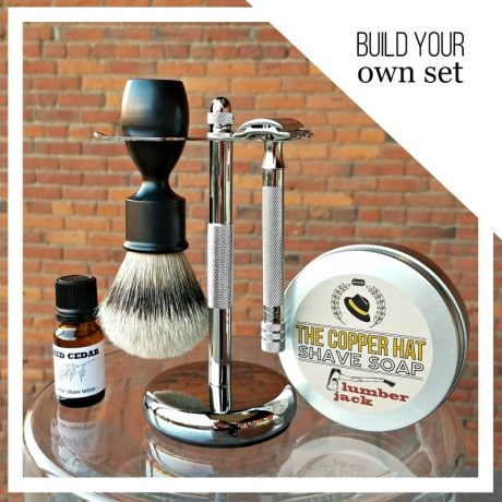 The Journey Shave Set photo