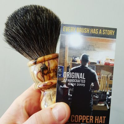 Handcrafted Shaving Brushes