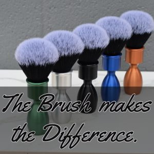 The Brush makes the difference