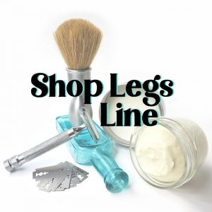 products for leg and body shaving